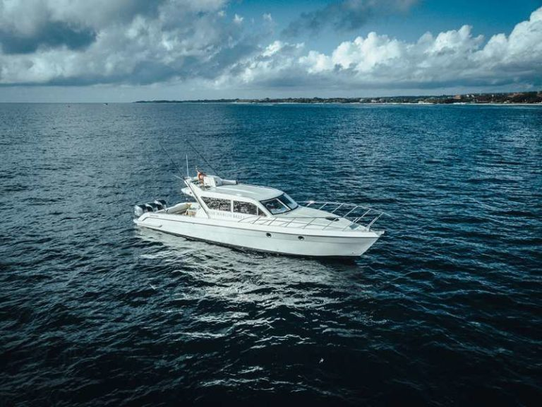 Яхта Blue marlin Bali на воде, фото 12