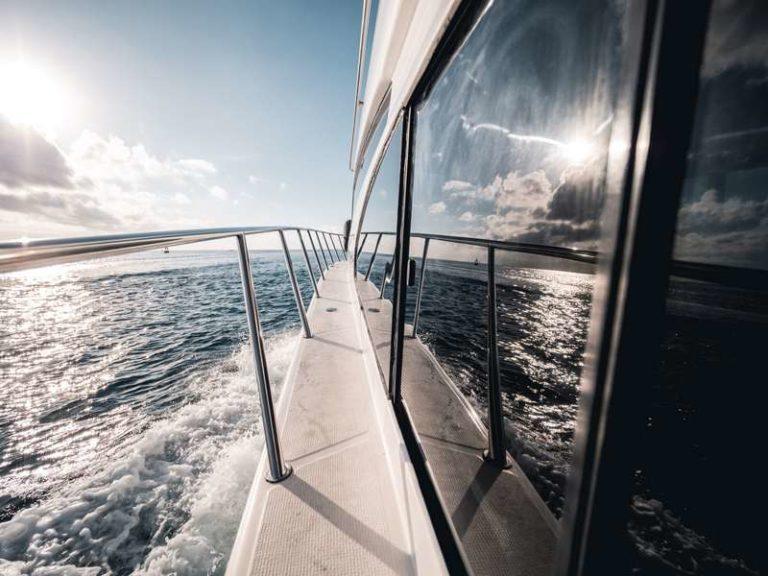 Яхта Blue marlin Bali на палубе, фото 5