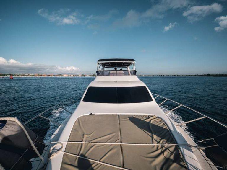 Яхта Blue marlin Bali на палубе, фото 6