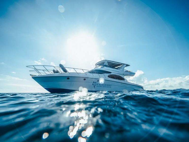 Яхта Blue marlin Bali на воде, фото 19