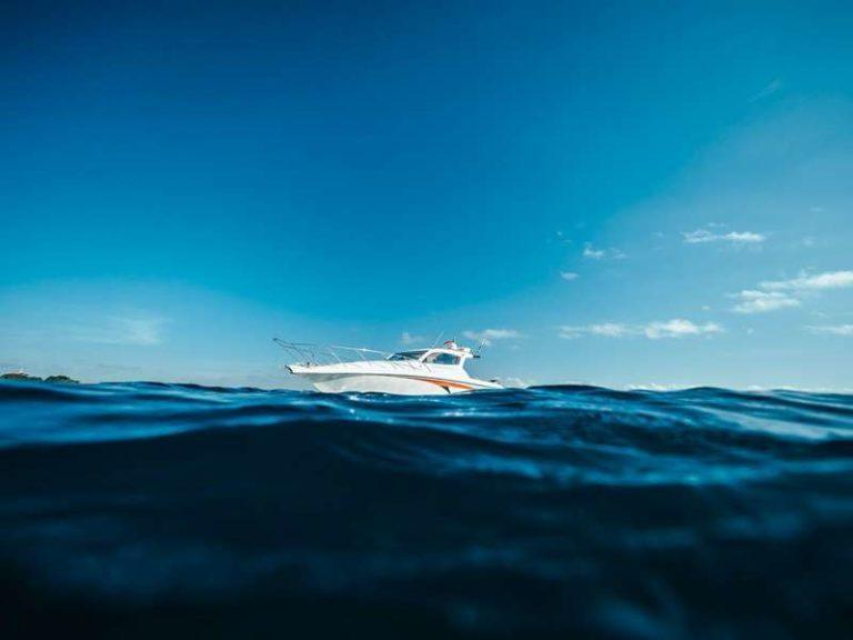 Яхта Blue marlin Bali на воде, фото 21