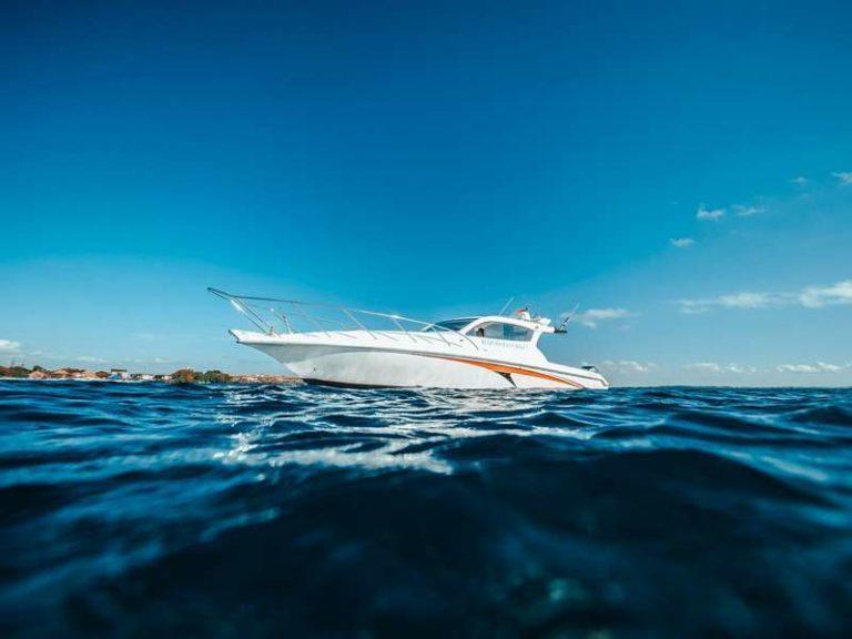 Яхта Blue marlin Bali на воде, фото 22