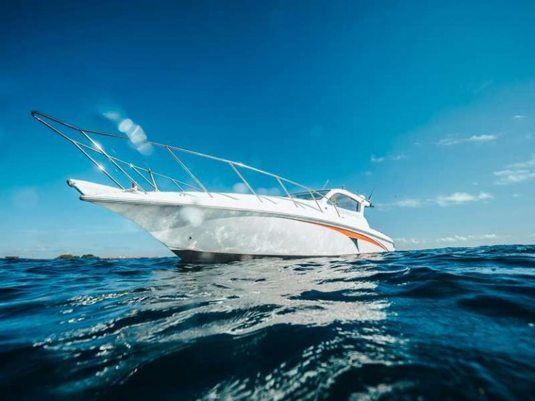 Яхта Blue marlin Bali на воде, фото 23