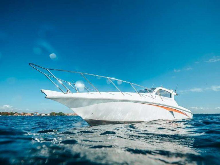 Яхта Blue marlin Bali на воде, фото 24