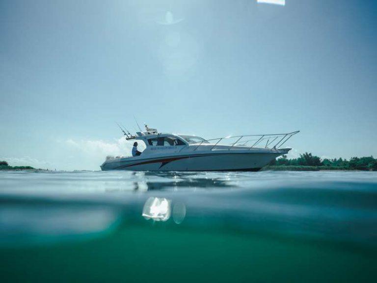 Яхта Blue marlin Bali на воде, фото 27