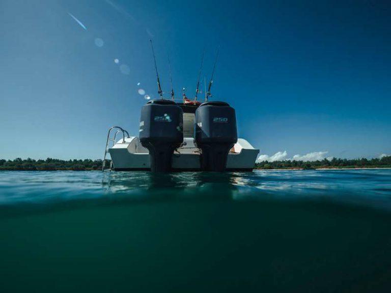 Яхта Blue marlin Bali на воде, фото 28