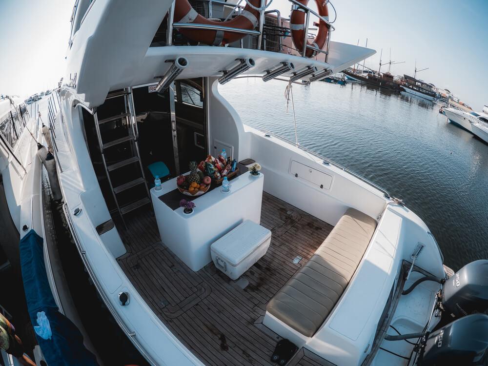 Bluemariln Yacht Labuan Bajo