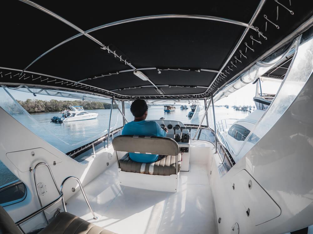 Luxury Yacht Bali