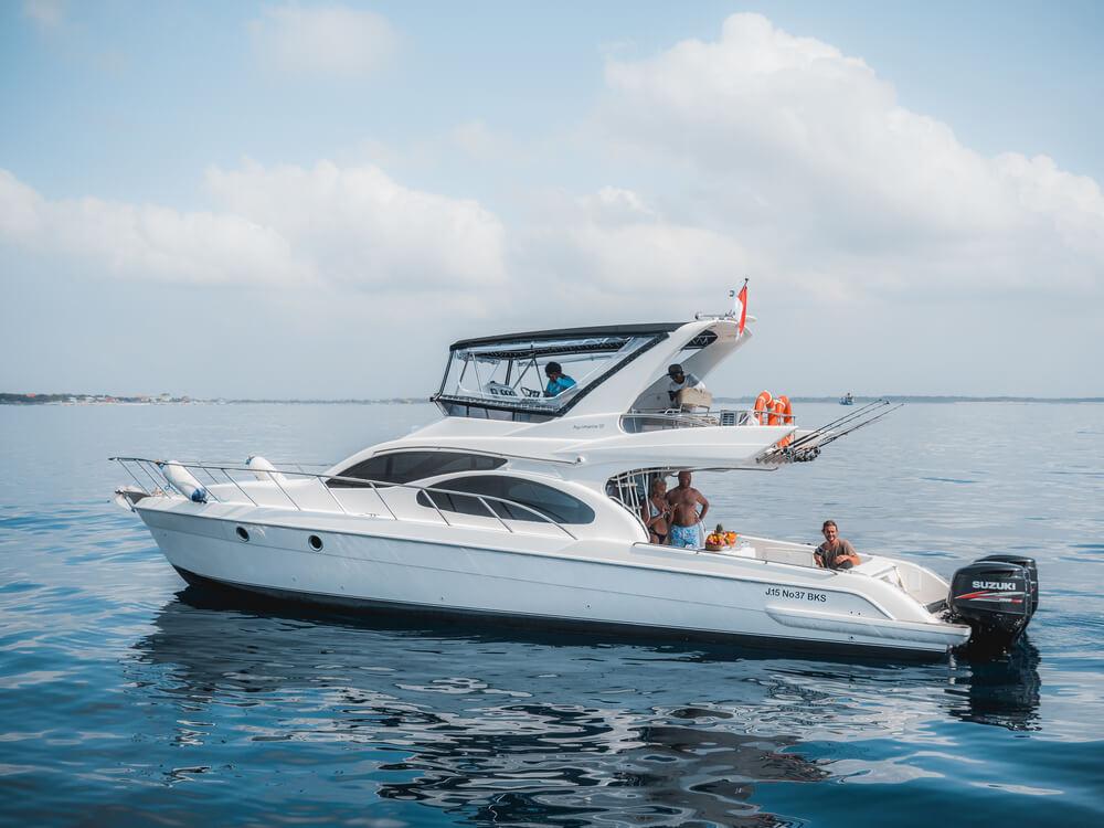 Bluemarlin Yacht