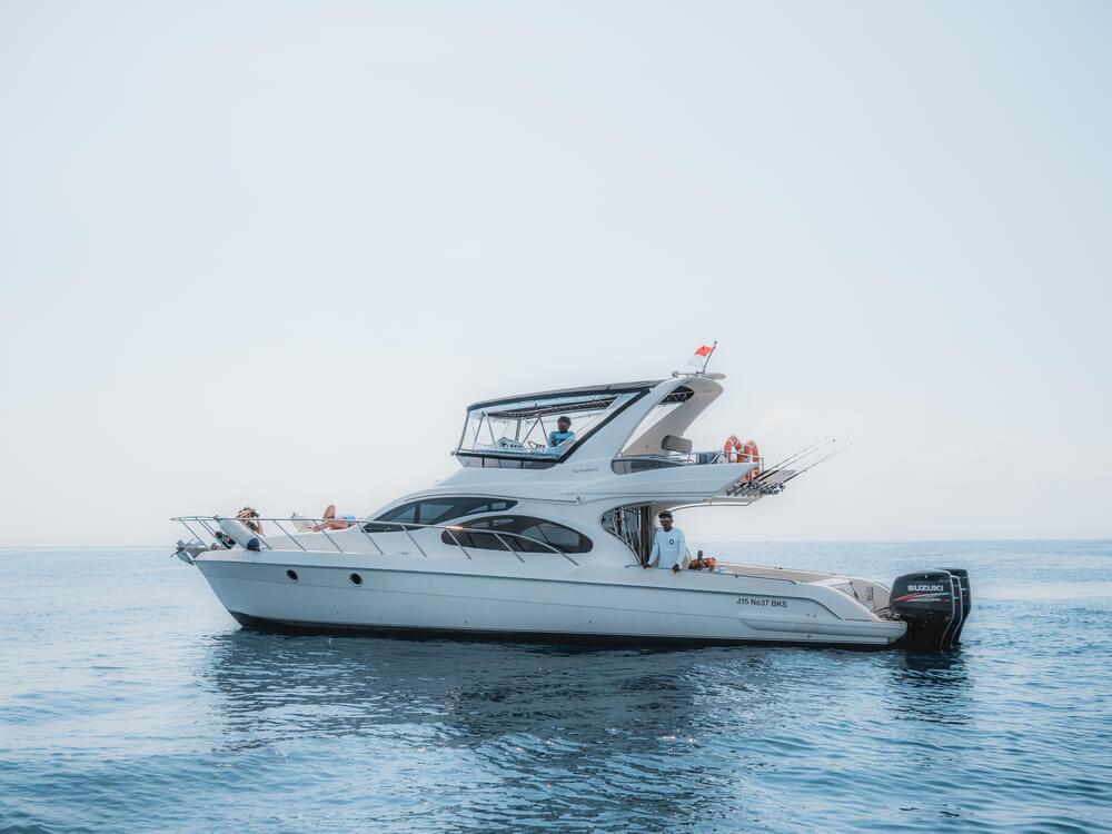 Sailing Yacht Bali