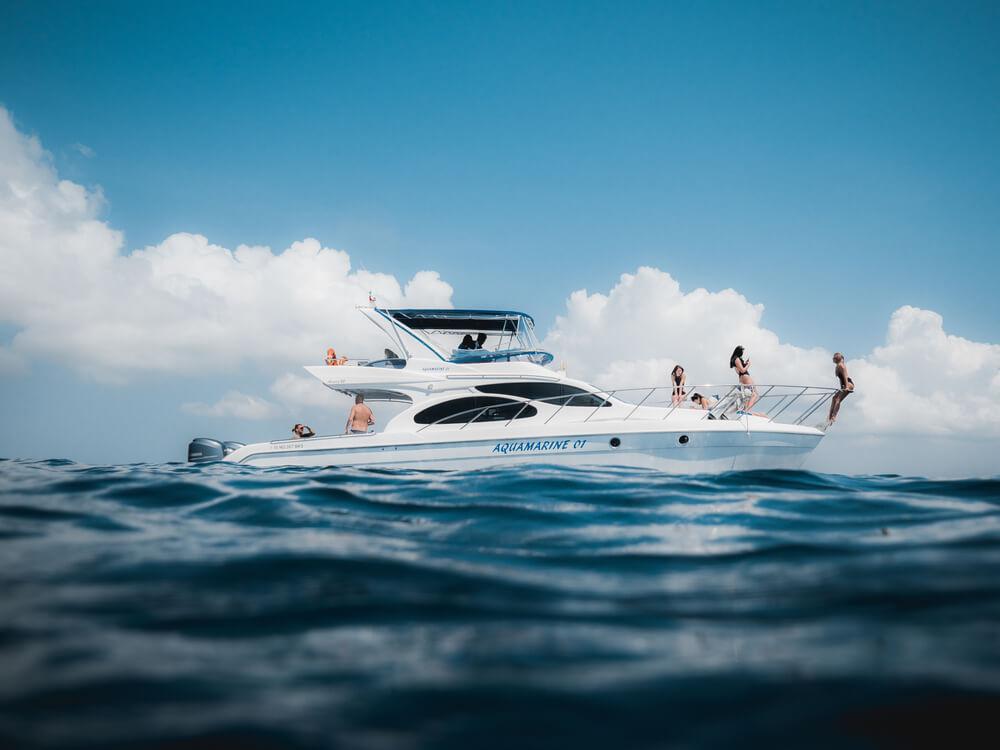 Boat Tours Bali