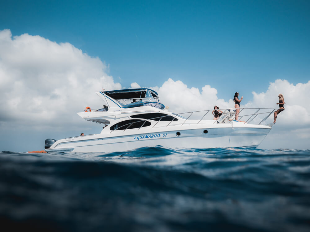 Boat Tours in Bali