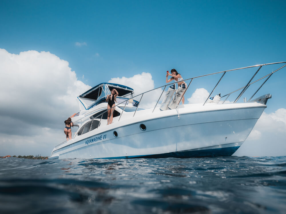 Yacht Tours in Bali
