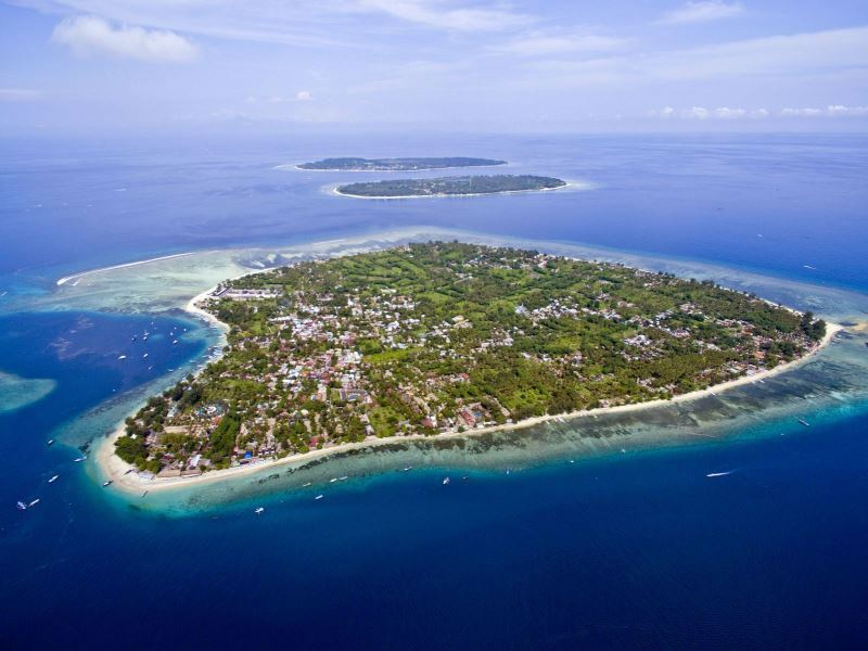 Gili Islands | Blue Marlin Bali