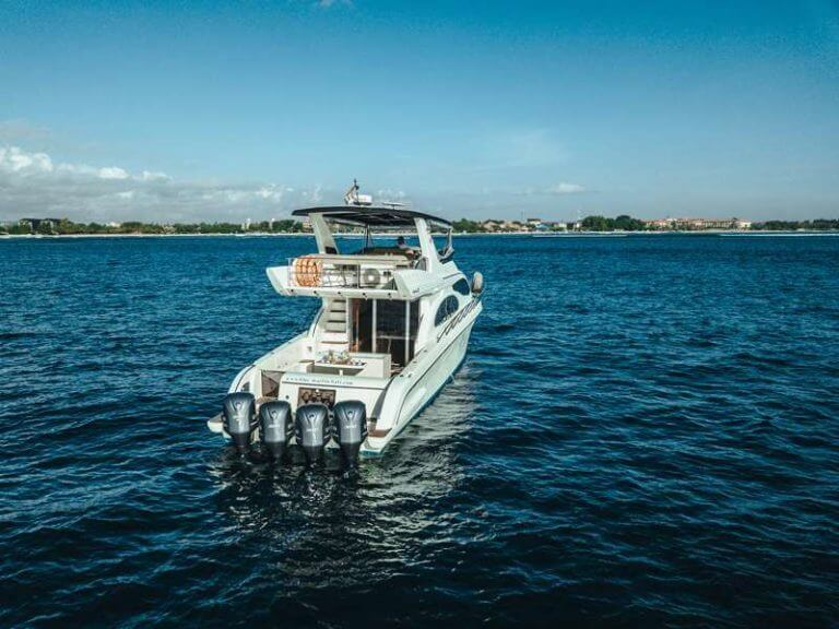 Luxury Yacht Bali, photo 1