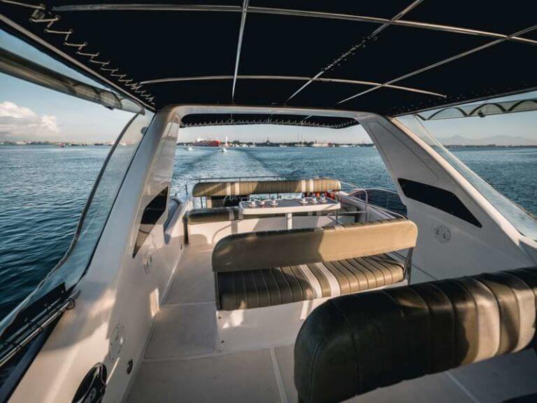 Private Yacht Bali | Yacht Tours Bluemarlin