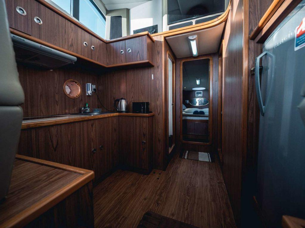 Роскошная яхта Accura 55 от Блу Марлин, фото 3