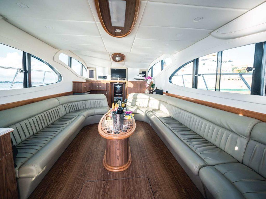Роскошная яхта Accura 55 от Блу Марлин, фото 4
