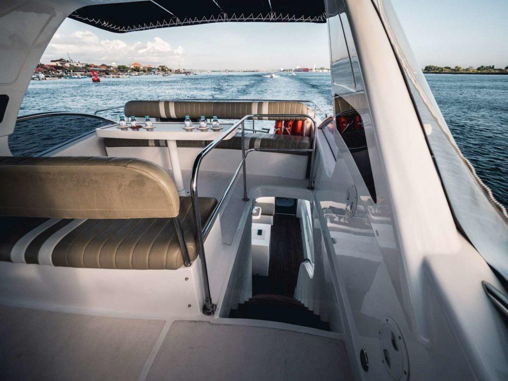 Роскошная яхта Accura 55 от Блу Марлин, фото 9