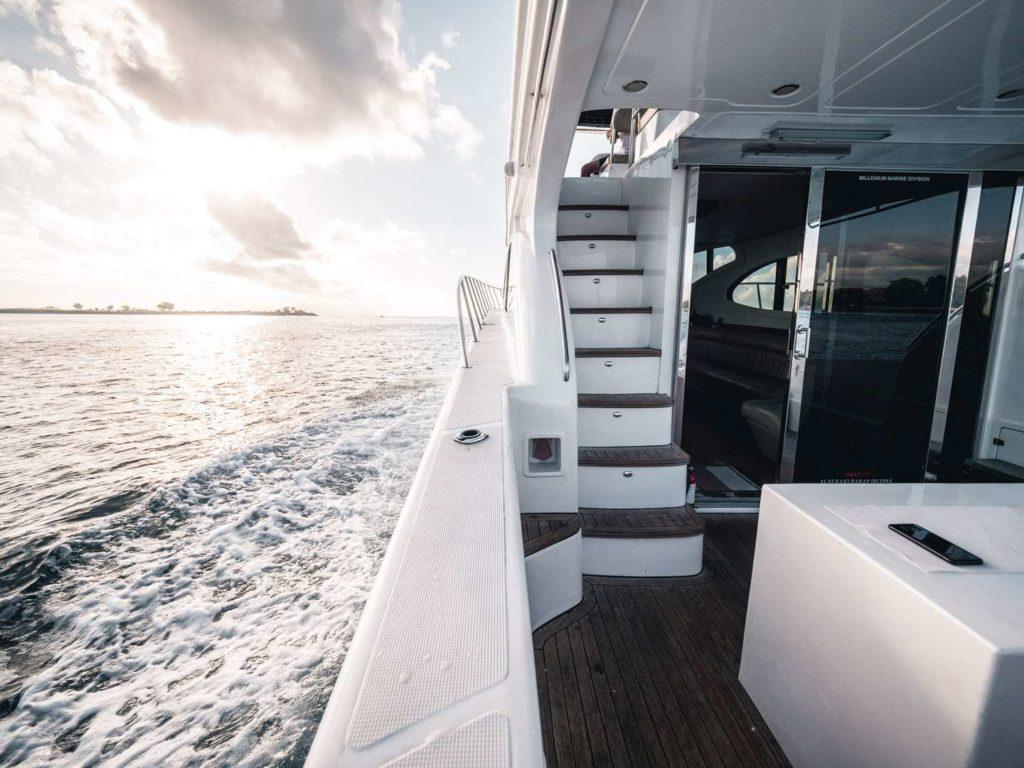 Роскошная яхта Accura 55 от Блу Марлин, фото 10