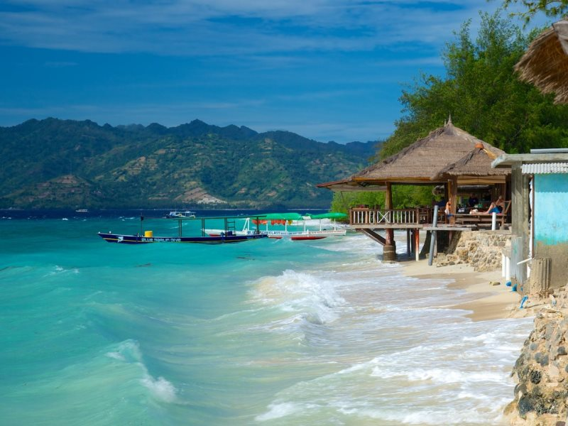 Gili Islands | Yacht Tours Bali