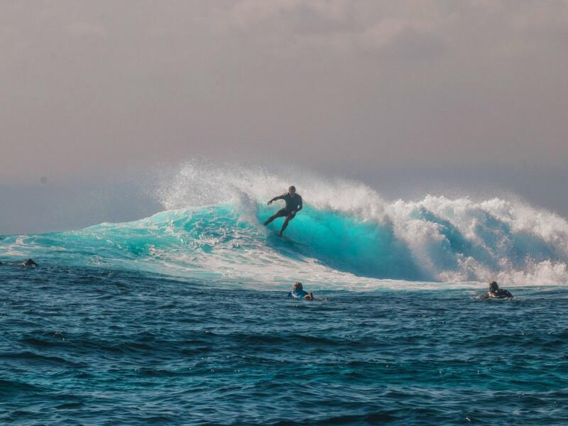 Blue Marlin Bali Surfing 3