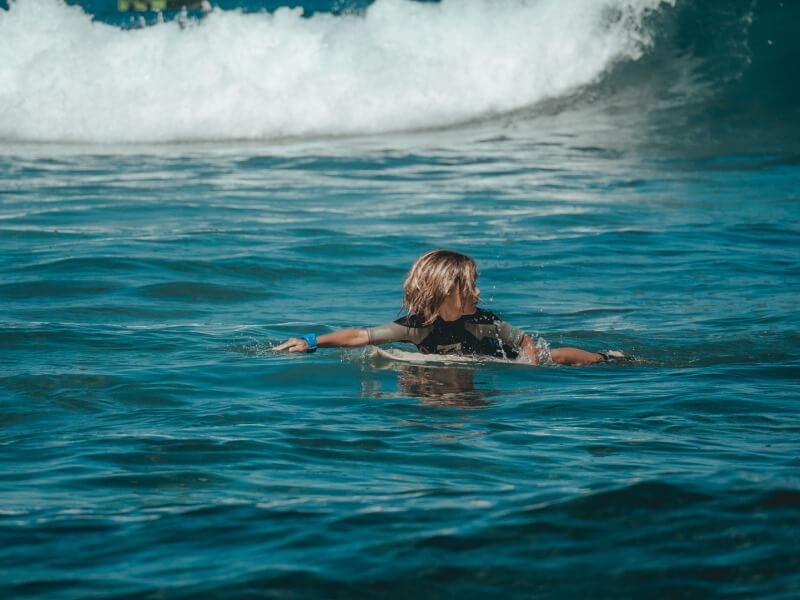 Blue Marlin Bali Surfing 2