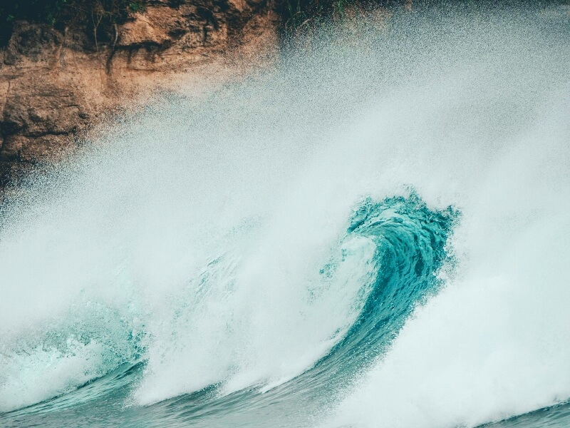 Blue Marlin Bali Surfing 1
