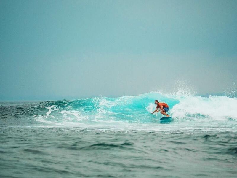 Blue Marlin Bali Surfing 5