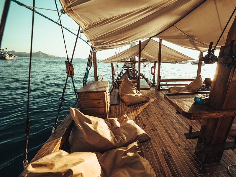 Pinisi | Bluemarlin Boat Charter