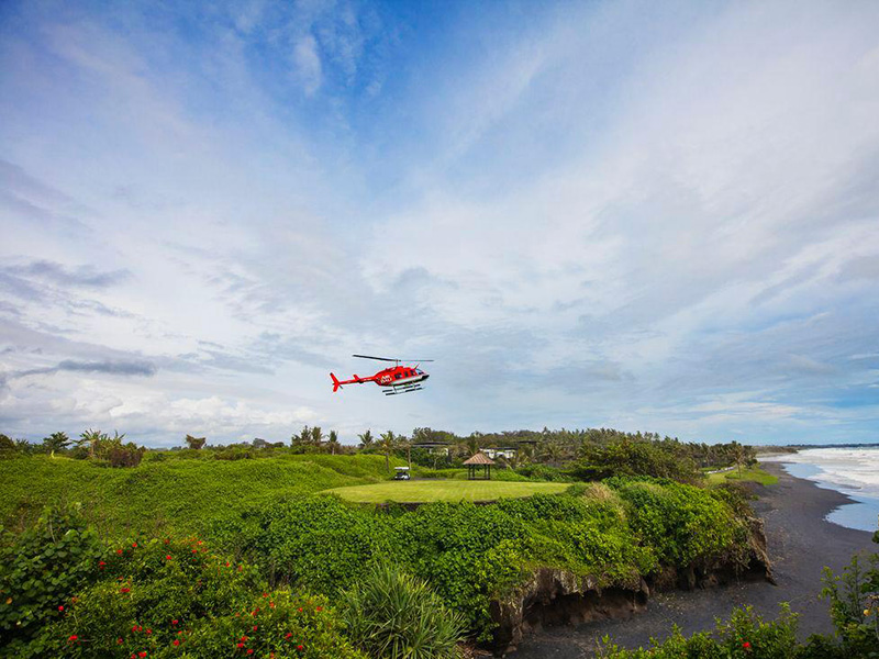 Helicopter Tours in Bali